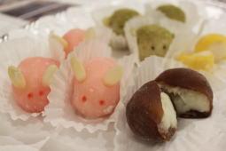 ゆり根の和菓子(清川支部)