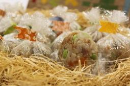 川西産野菜とベーコンのバター醤油ごはん(フレッシュミズ清川支部)