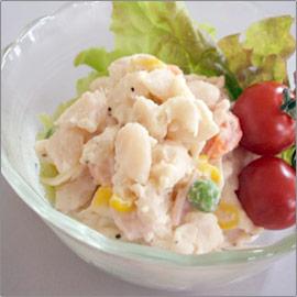 豆サラダ(ポテトサラダ風)