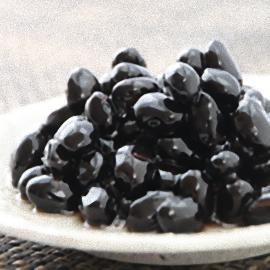 おせちの定番「黒煮豆」