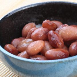 煮豆の定番「金時豆の甘煮」